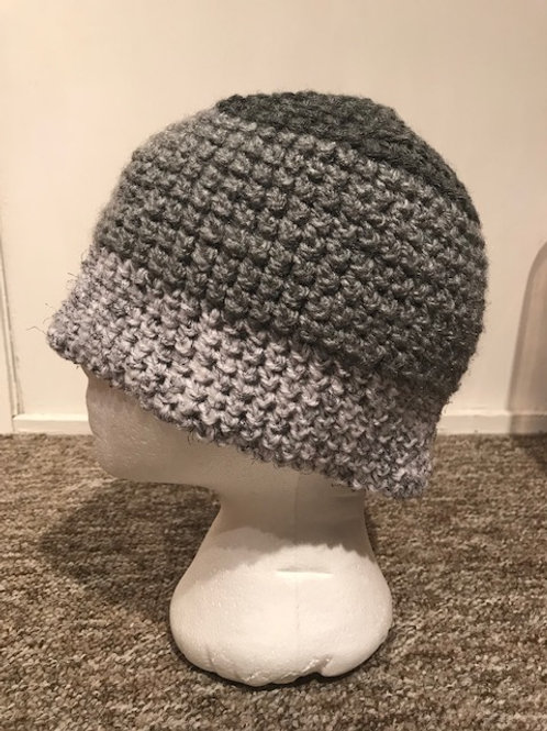 Bobble Hat - Grey's