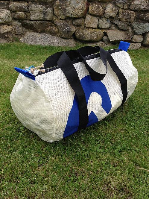 Mylar Duffle Bag