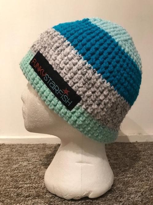 Bobble Hat -Blues