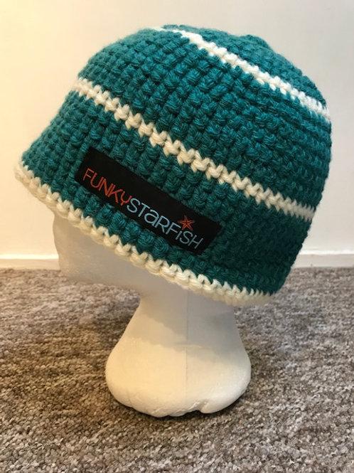 Bobble Hat -Teal