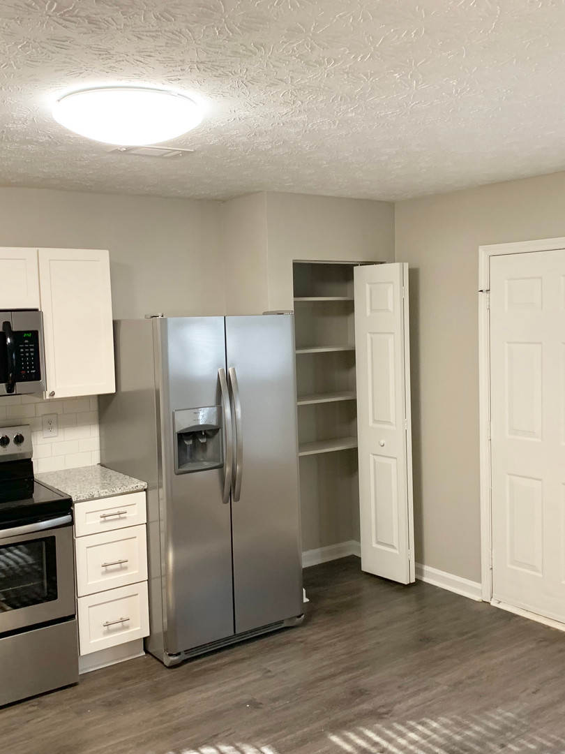 Your New Kitchen Even Boasts A Pantry!