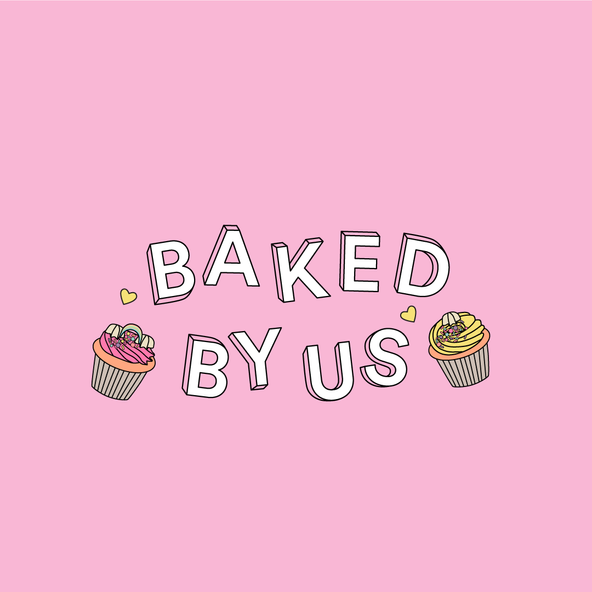Baked By Us Logo