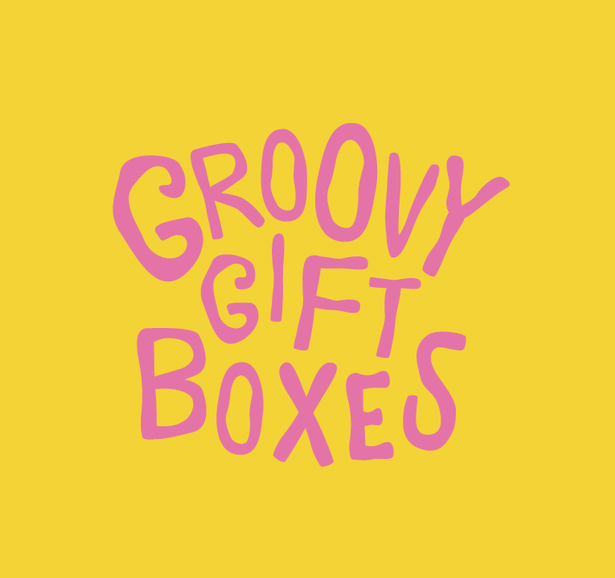 Groovy Gift Boxes logo