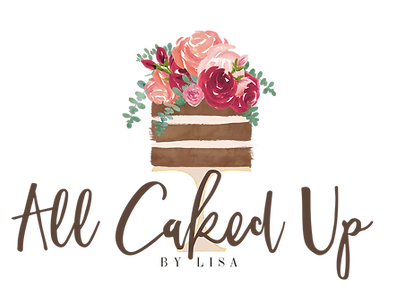 All Caked Up by Lisa Logo