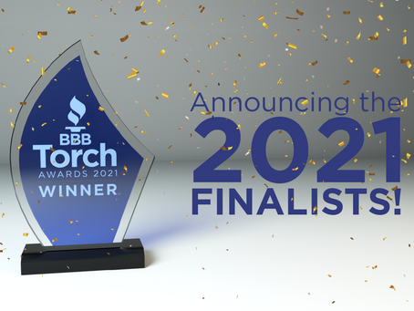 BBB Taps CHCD As Finalist For Business Of The Year Award