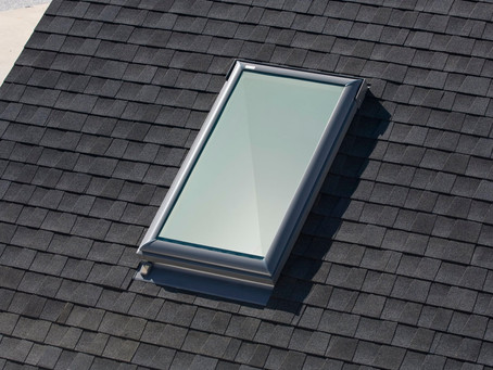 Plastic Dome Skylight Replacement