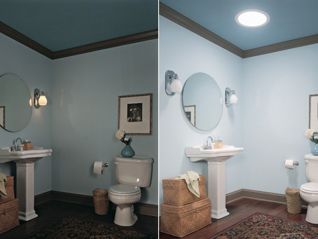 How To Brighten Rooms Without Windows Or Skylights