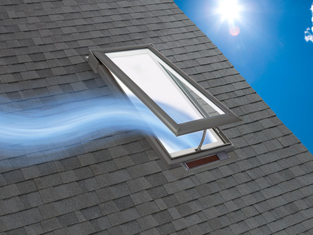 A Refreshing Take On Skylight Replacement
