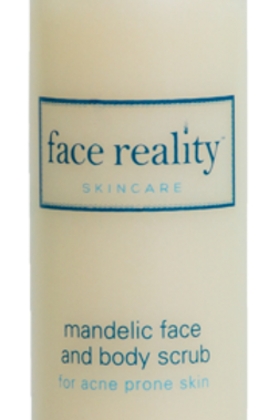 Mandelic Face and Body Scrub