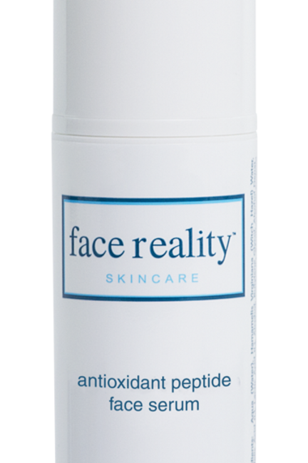Antioxidant Peptide Face Serum