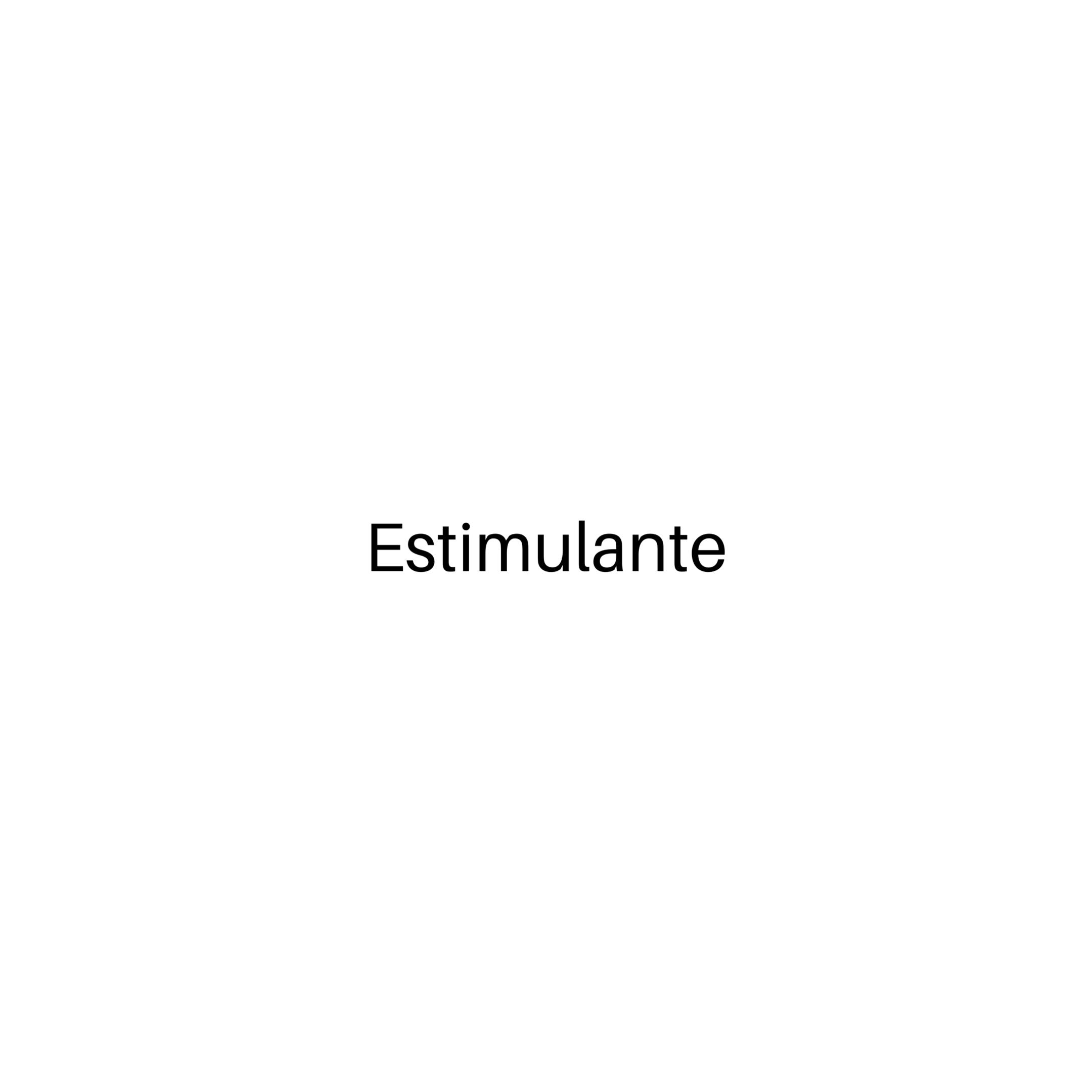 ESTIMULANTE