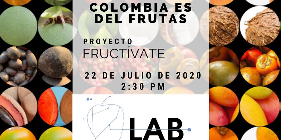 Fructívate, Proyecto del LAB Gato Dumas
