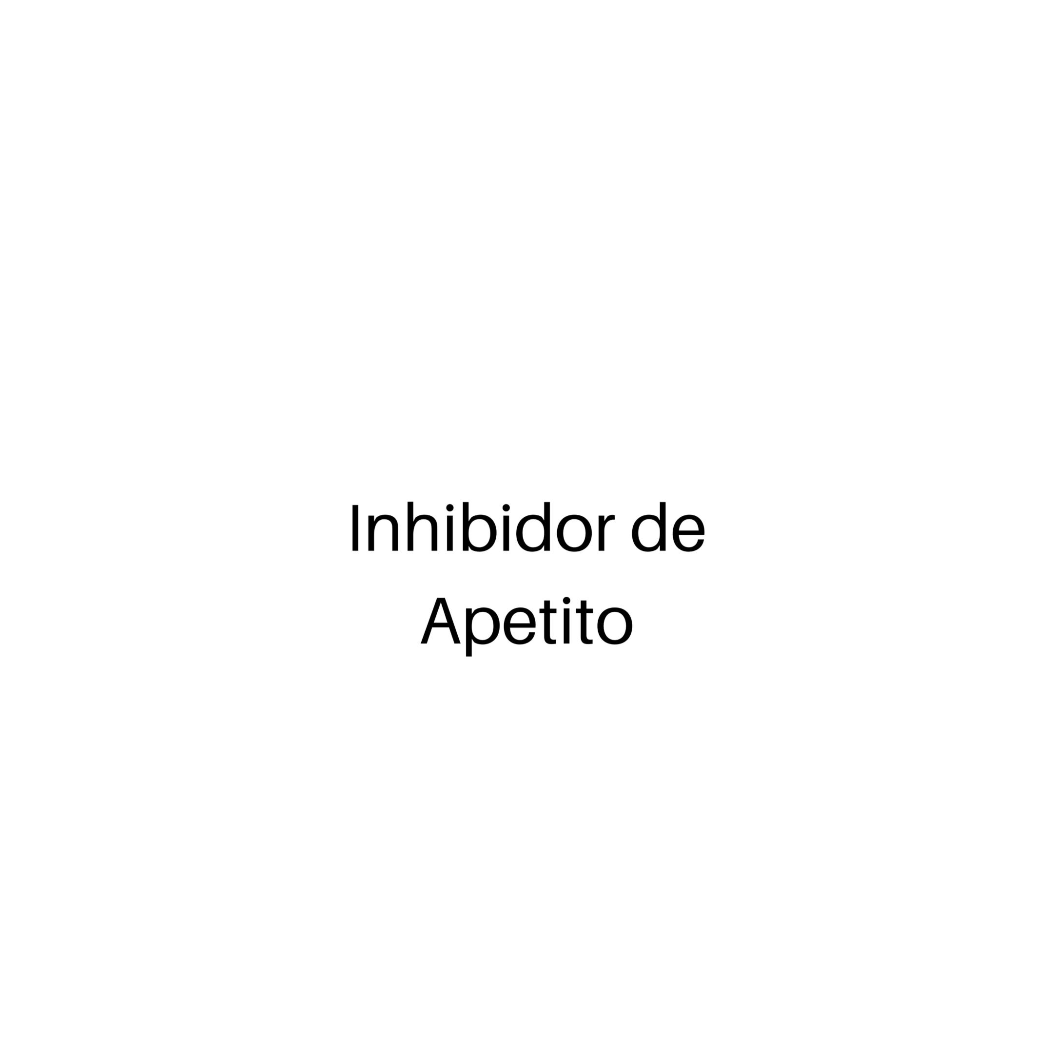 INHIBE EL APETITO