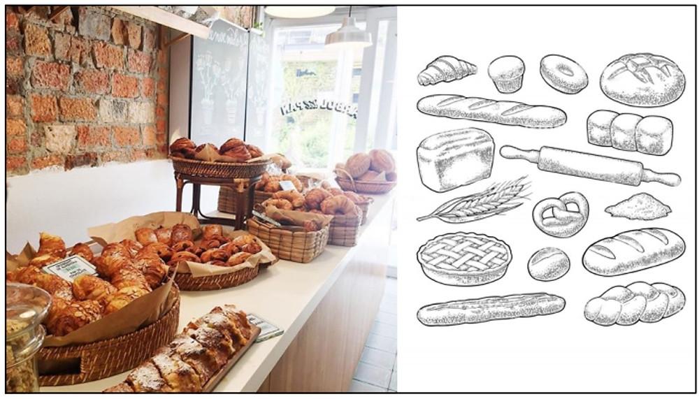 Panadería Árbol Del Pan. Bogotá, Colombia.