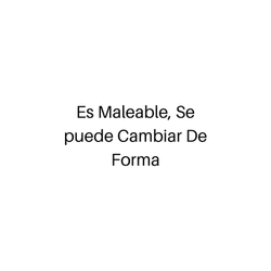 Maleable