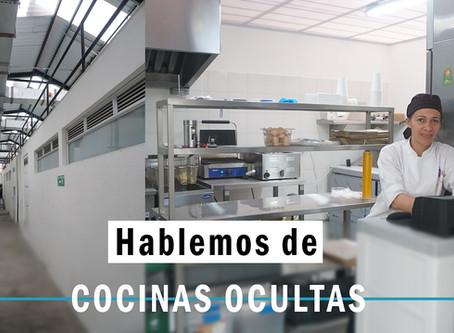 HABLEMOS DE COCINAS OCULTAS