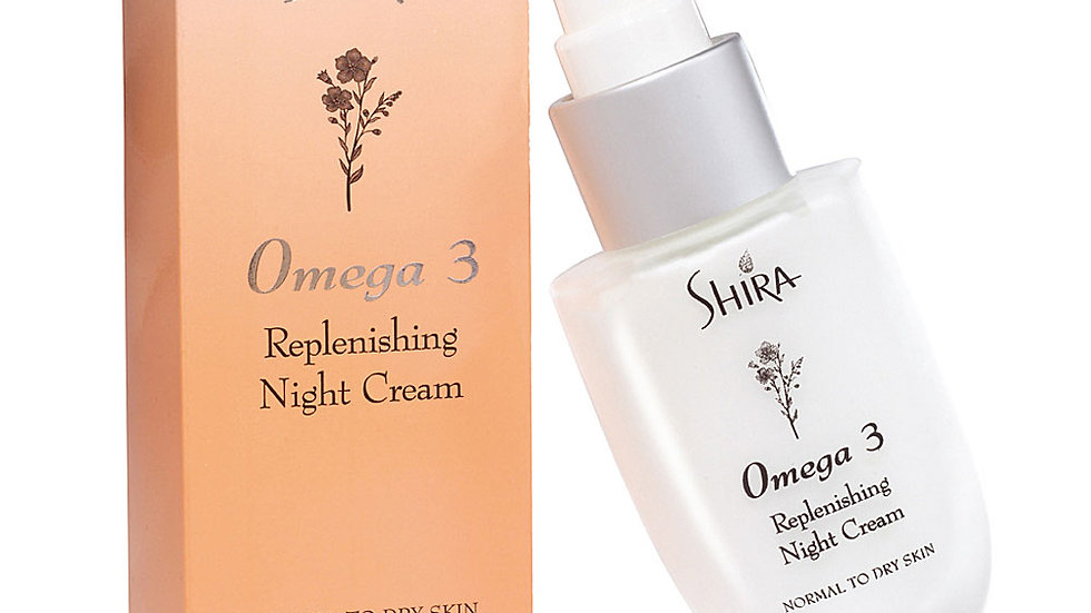 Omega 3 Replenishing Day Cream