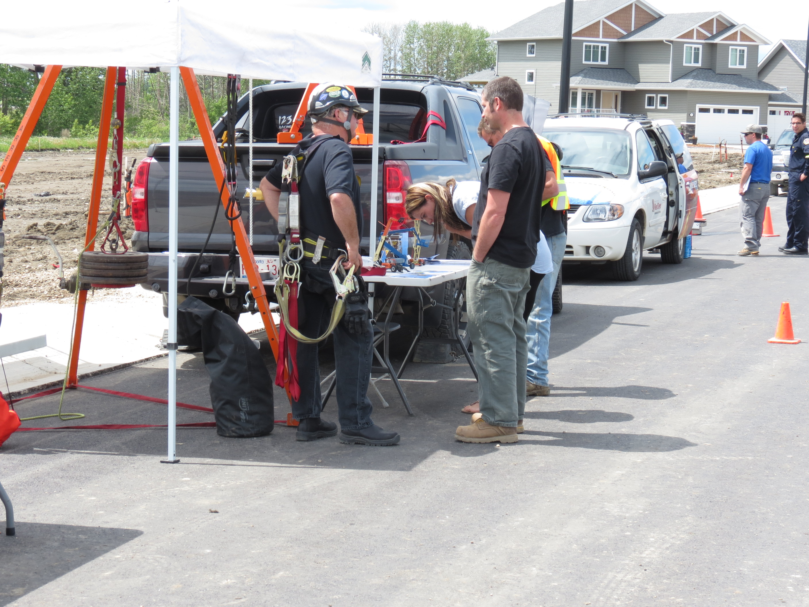 Red Deer Safety BBQ