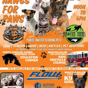 Hawgs for Paws - October 23rd