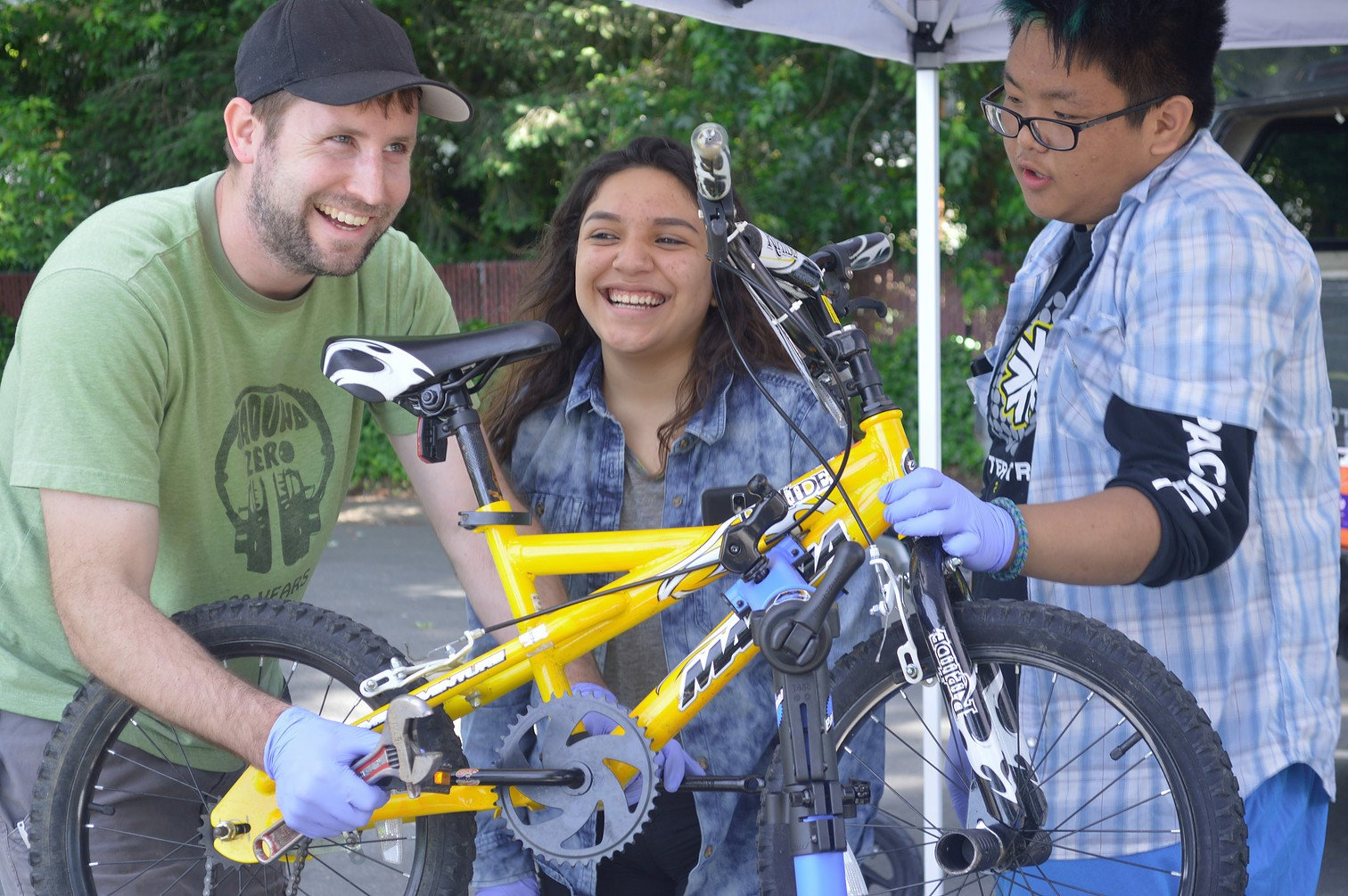 Fix a Bike (for all ages)