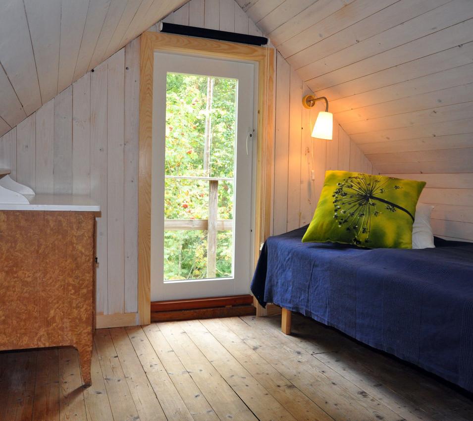 Lilla rummet loftet