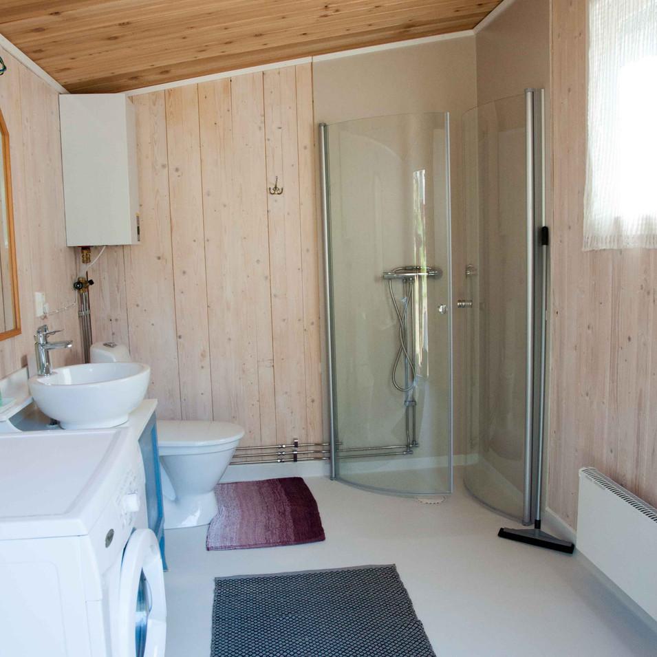 Duschhuset