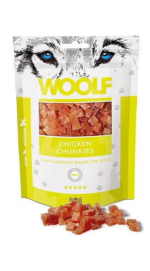 Woolf Snack Chicken Chunkies