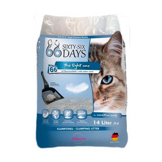 Sixty Six Days Cat Litter 14L