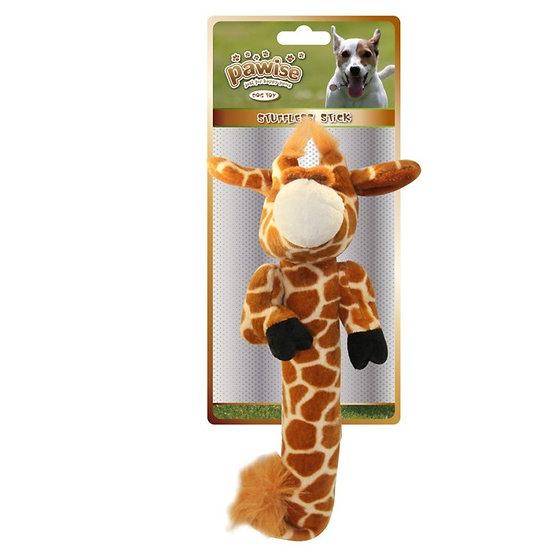 Pawise Stuffless Stick Dog Toy