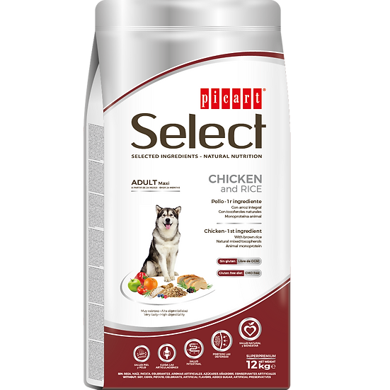 Picart Select ADULT MAXI Chicken and Rice