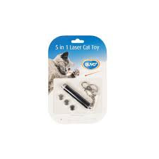Duvo+ 5in1 Laser Cat Toy