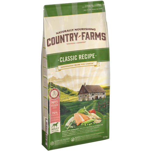 Country Farms Adult Classic Recipe with Salmon