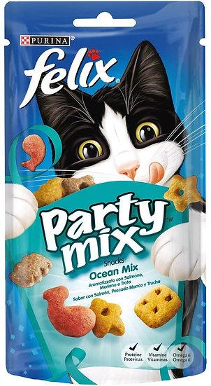 Purina Felix Party Mix Ocean Mix Cat Treats