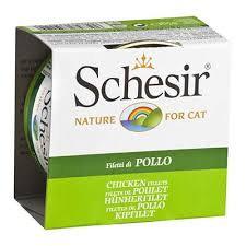 Schesir Chicken Fillets (Cat)