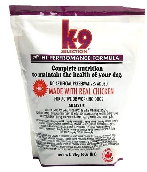 K9 Hi-Performance Formula