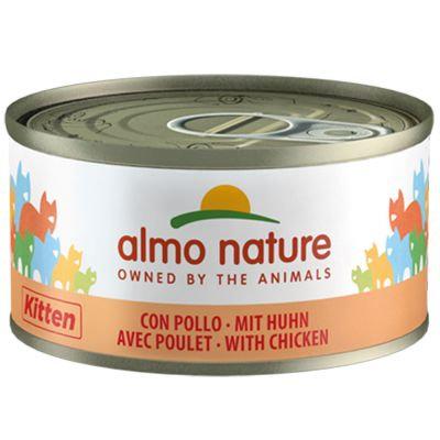 Almo Nature Kitten with Chicken
