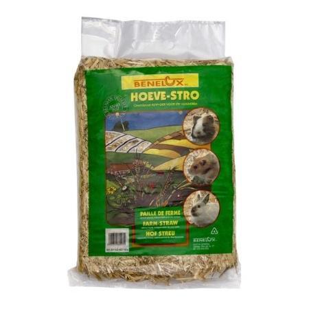 Benelux Farm Straw 2.5 Kg