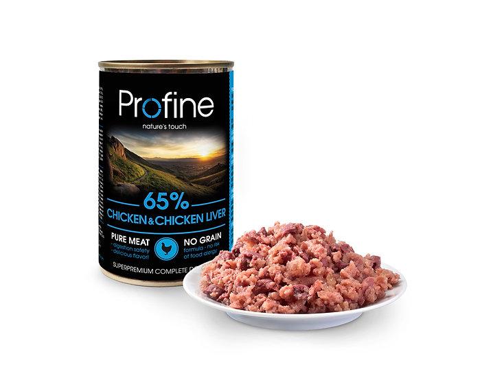 Profine 65% CHICKEN & CHICKEN LIVER