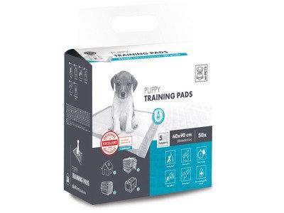 Puppy Training Pads 60x90- 50 pcs