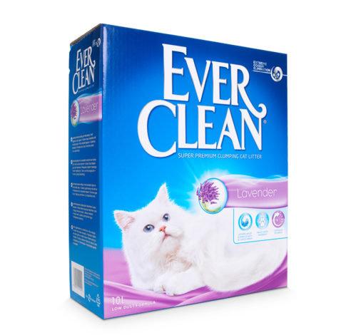 Ever Clean Cat Litter Lavender 10 L
