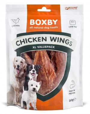 Boxby Chicken Wings XL Valuepack 360g