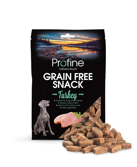 Profine Grain Free Snack Turkey