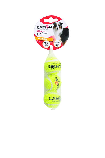 Camon Tennis ball with squeaker