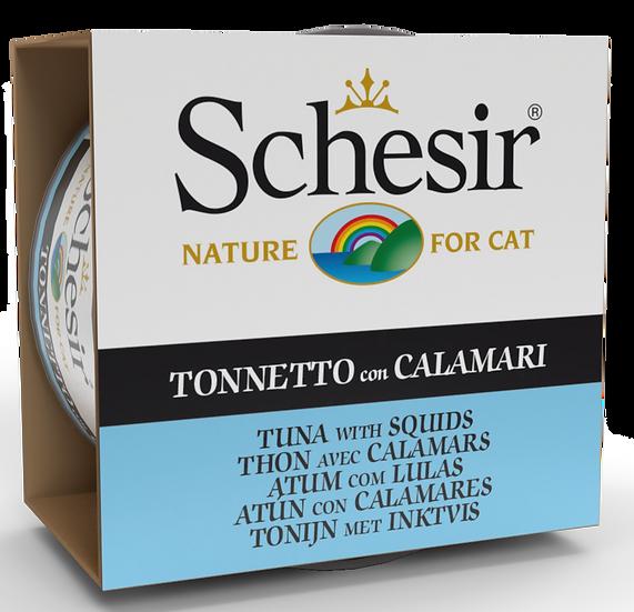 Schesir Tuna with Squids