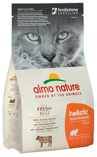 Almo Nature Holistic Maintenance With Fresh Beef