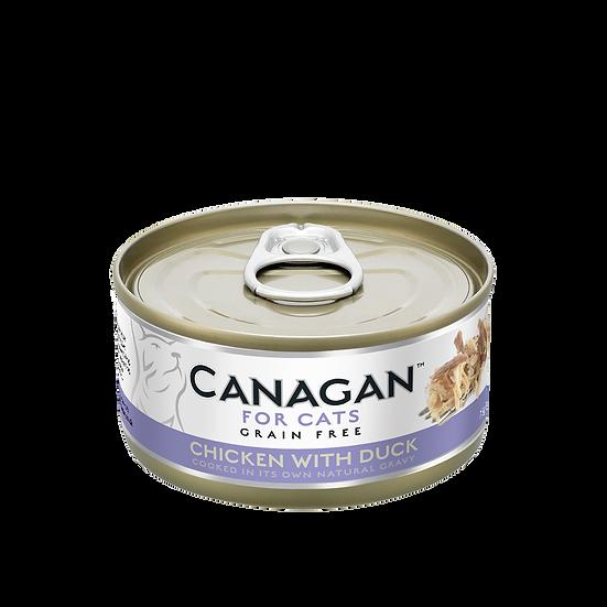 Canagan Chicken with Duck Tin