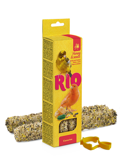 RIO Sticks for canaries with honey and seeds