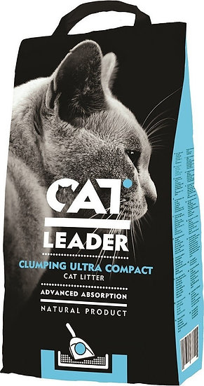 Cat Leader Clumping Ultra Compact
