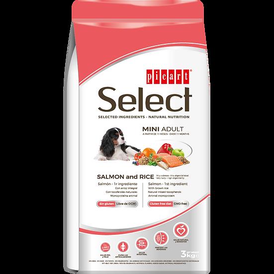 Picart Select MINI ADULT  Salmon and Rice