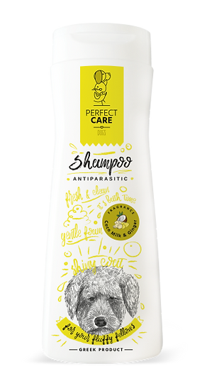 Perfect Care Coco Milk & Ginger Antiparasitic Shampoo